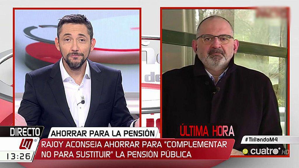 """Losada: """"El carnaval ha llegado y en lugar de ponerse la careta, este Gobierno se la quita"""""""