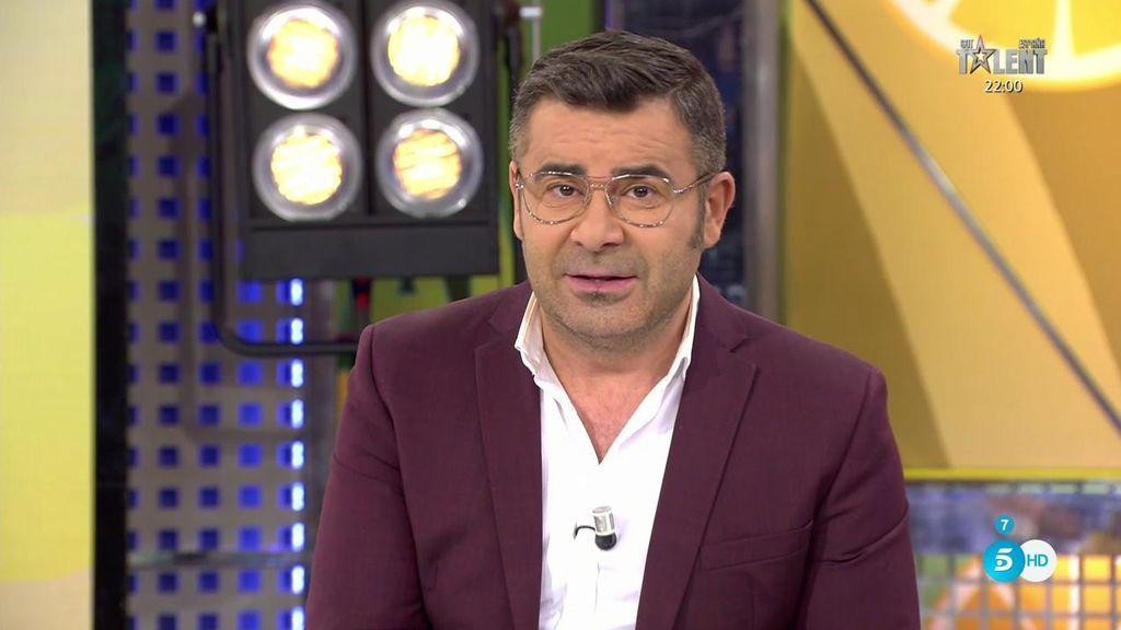 """Jorge Javier saca la cara por Alfred por el independentismo: """"No tenemos derecho a criticar, esto parece una caza de brujas"""""""