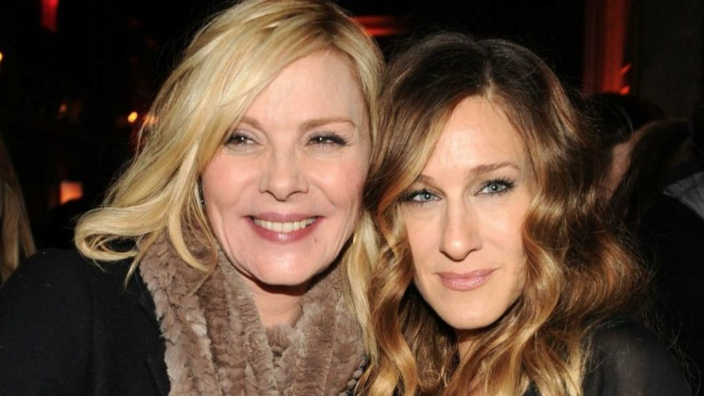 """Drama máximo en 'Sexo en Nueva York': Kim Catrall le dice a Sarah Jessica Parker que es una """"hipócrita"""""""