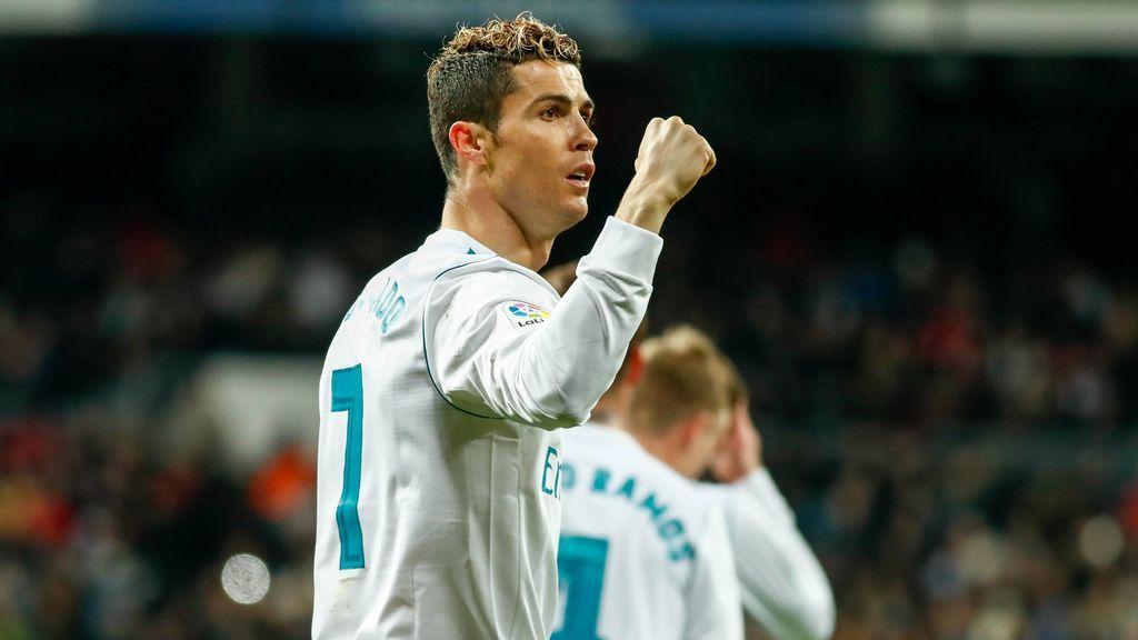 Metamorfosis del Real Madrid antes de la Champions (5-2)