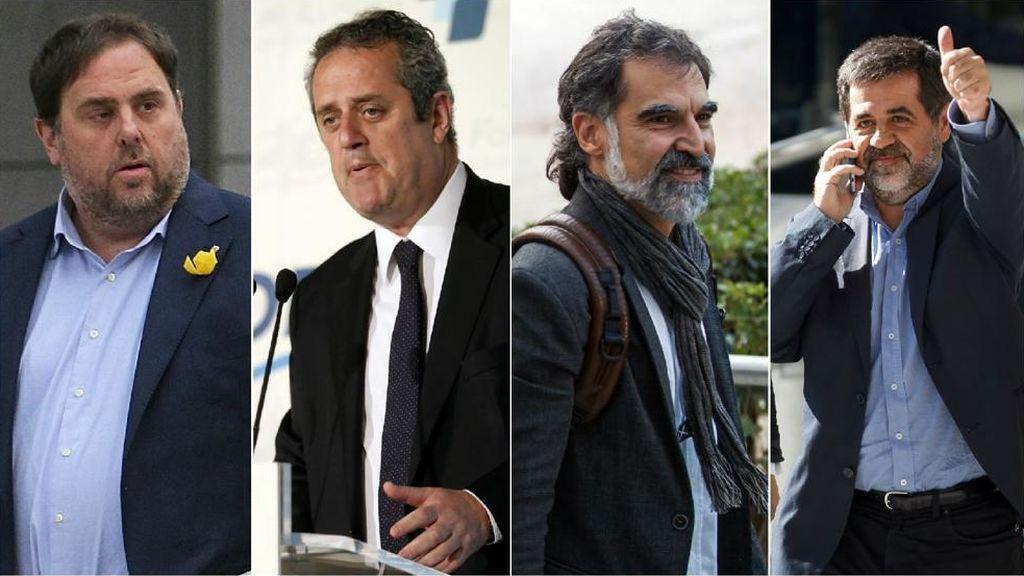 """Puigdemont recuerda a Junqueras y Forn: """"Hace 100 días que el odio os mantiene presos"""""""