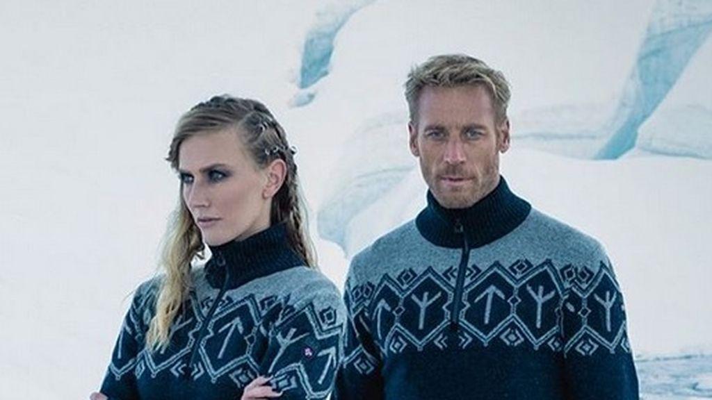 Noruega desata la polémica en los Juegos Olímpicos con sus jersey con simbología nazi