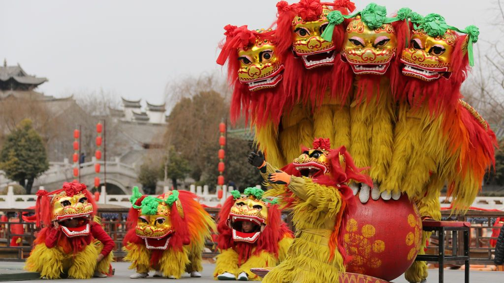 Comienza el Año Nuevo Chino