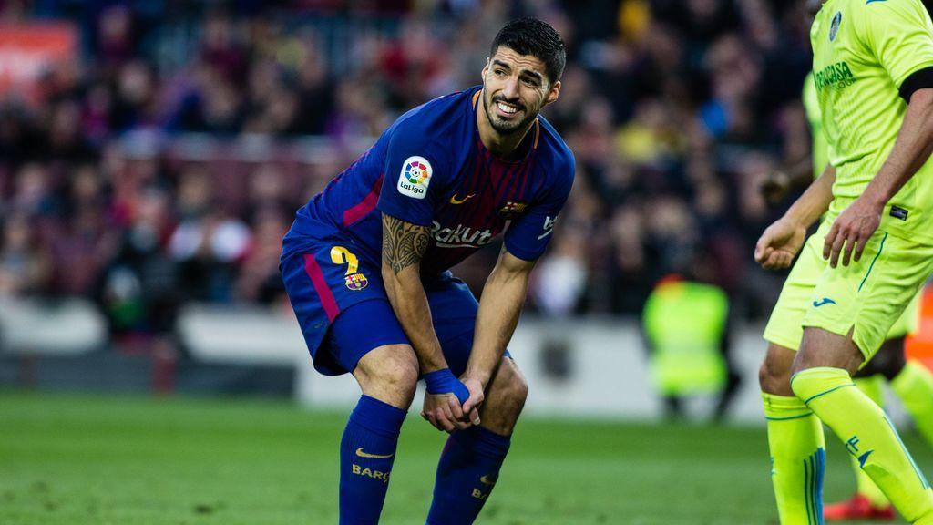 El Barcelona da vida a La Liga con un empate ante el Getafe (0-0)