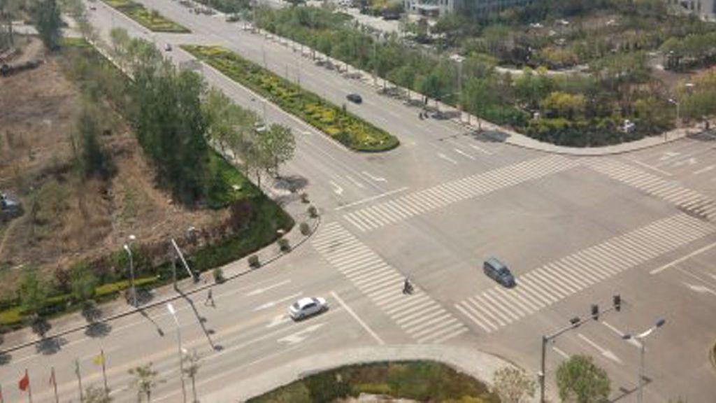 Diez muertos por el choque entre un minibús y un camión en China