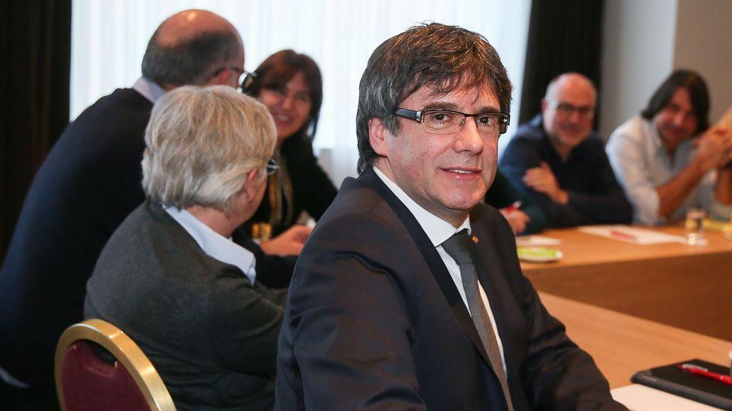 La ANC pide investir a Puigdemont y responsabilidad a los independentistas
