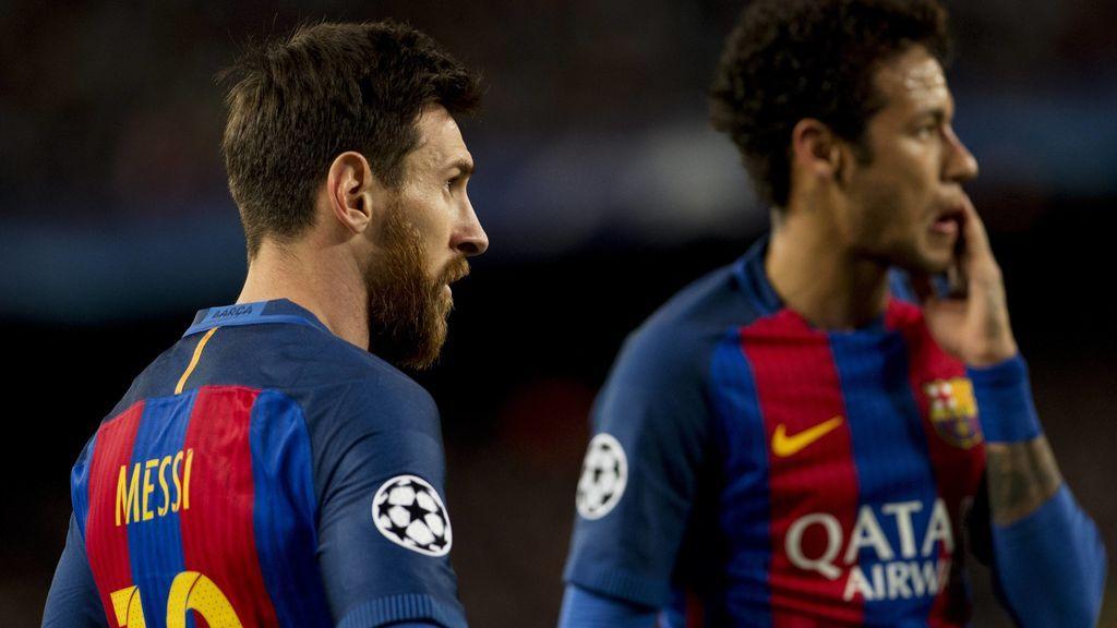 """Messi y su palo a Neymar: """"Sin él somos un equipo más equilibrado"""""""