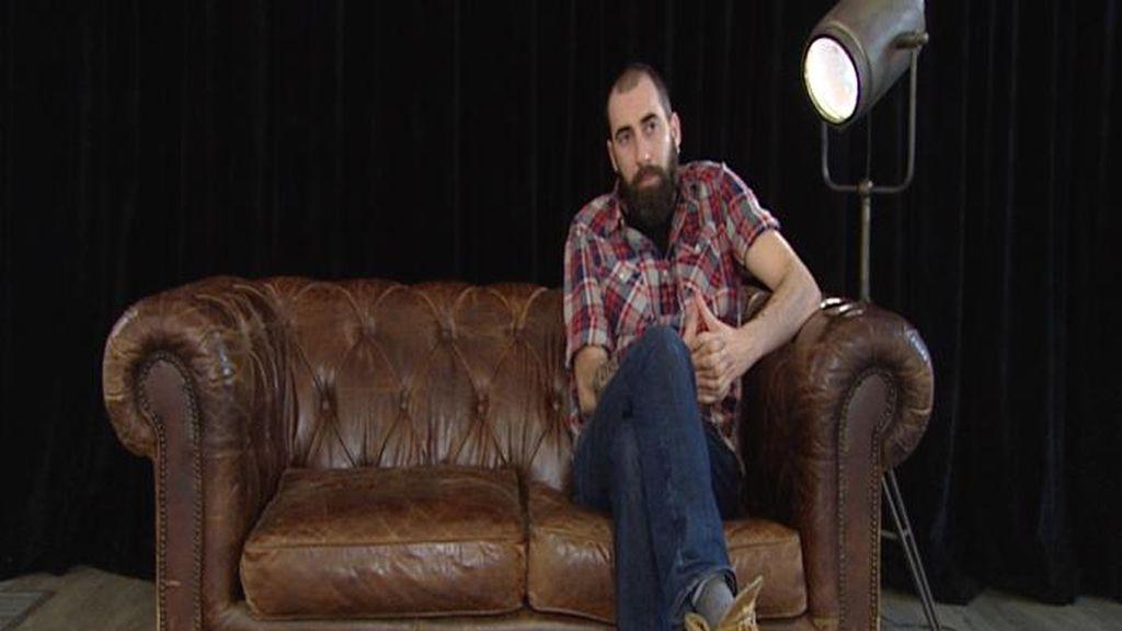 El corresponsal de guerra Manu Bravo retrata la lucha contra el cáncer