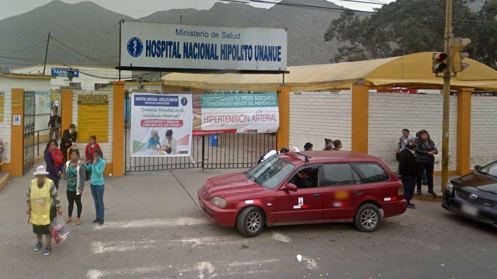 Una mujer se lanza del segundo piso para evitar una violación en el sur de Perú