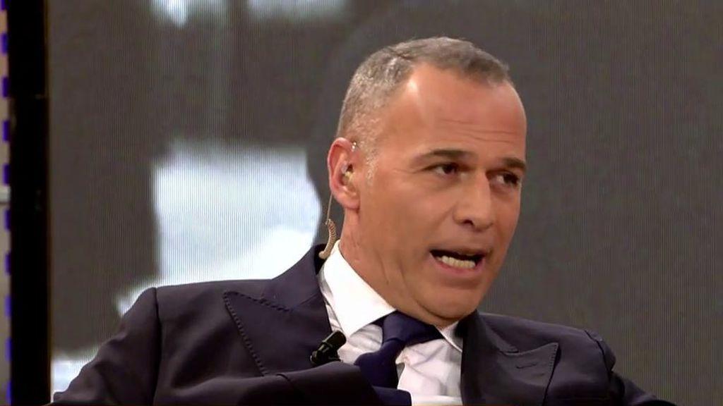 Los famosos opinan sobre el papel de Carlos Lozano como defensor de la audiencia