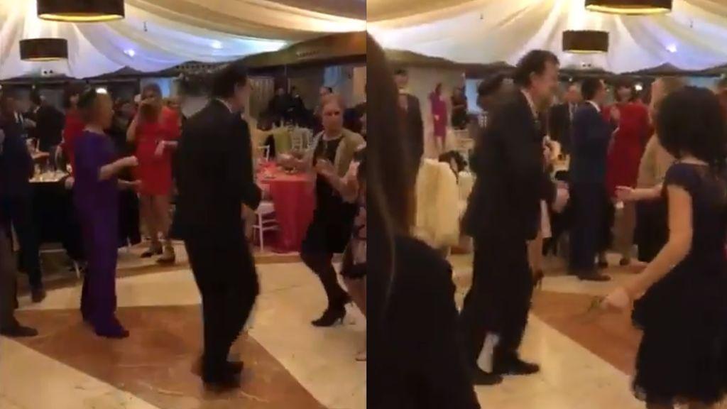 No te rías tanto de Rajoy porque seguramente bailes igual o peor que él