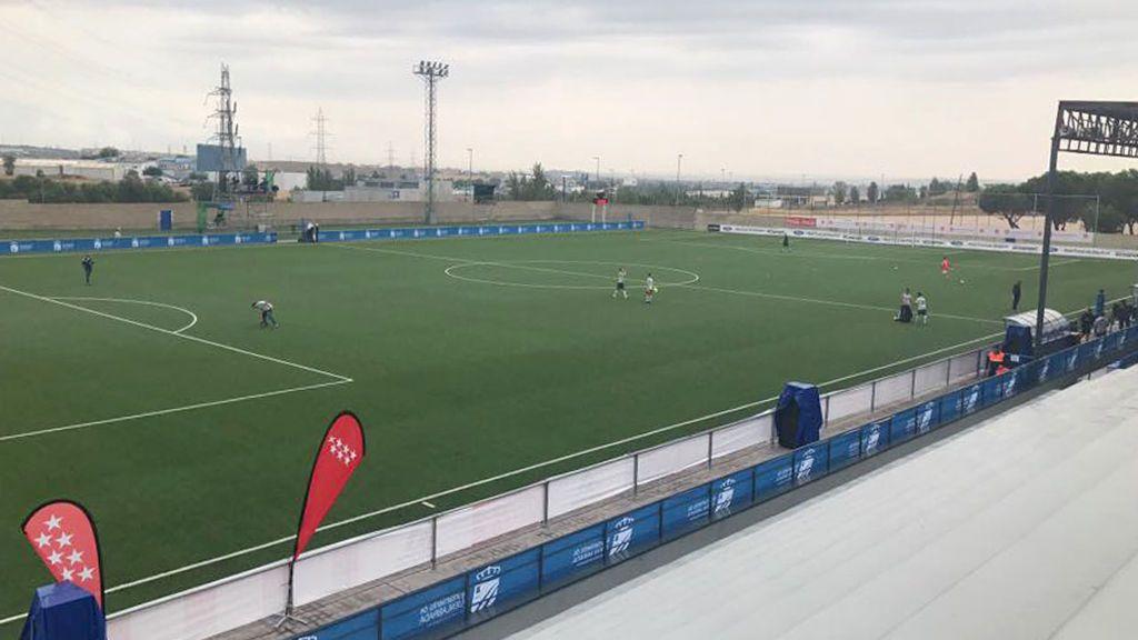 El San Esteban no descarta expulsar a los jugadores responsables de agredir al entrenador del Navalcarnero
