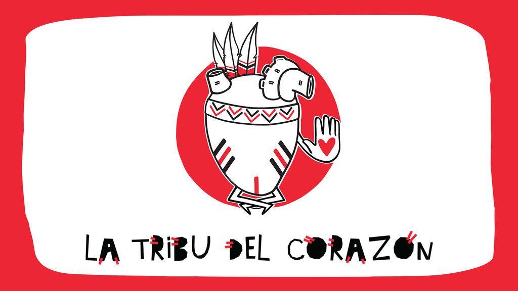 DISEÑO PARA WEB LA TRIBU DEL CORAZON