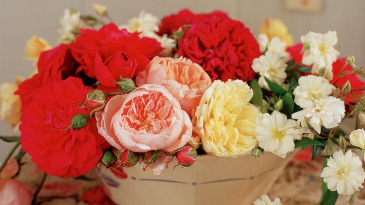 El lenguaje de Eros: esto es lo que dices según qué flor regales en San Valentín
