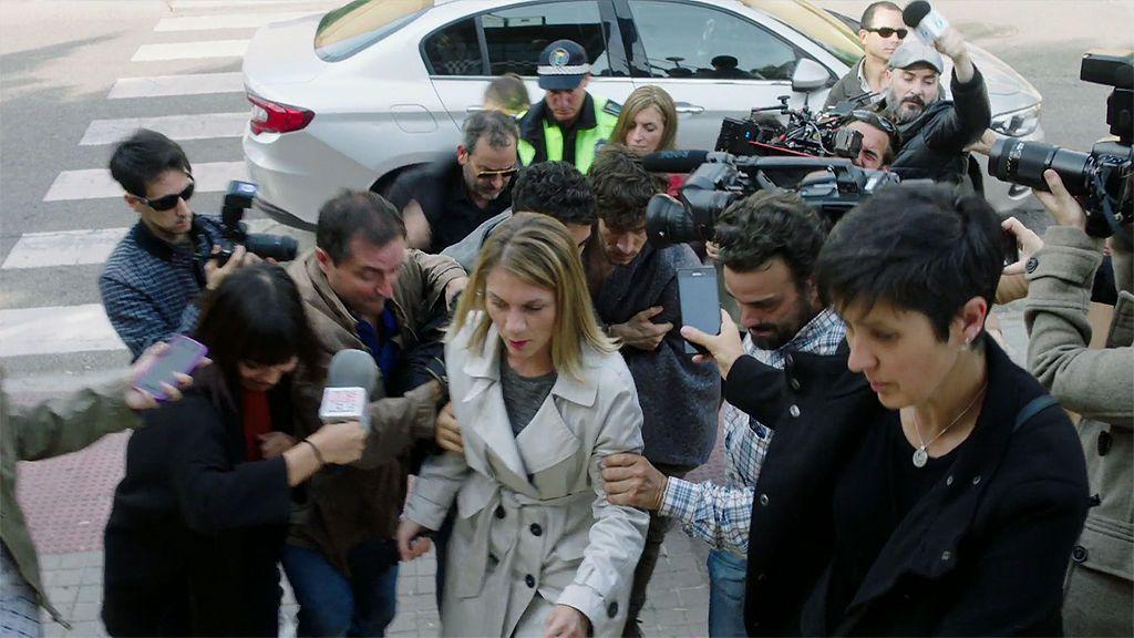 José Espada, acusado del asesinato de María