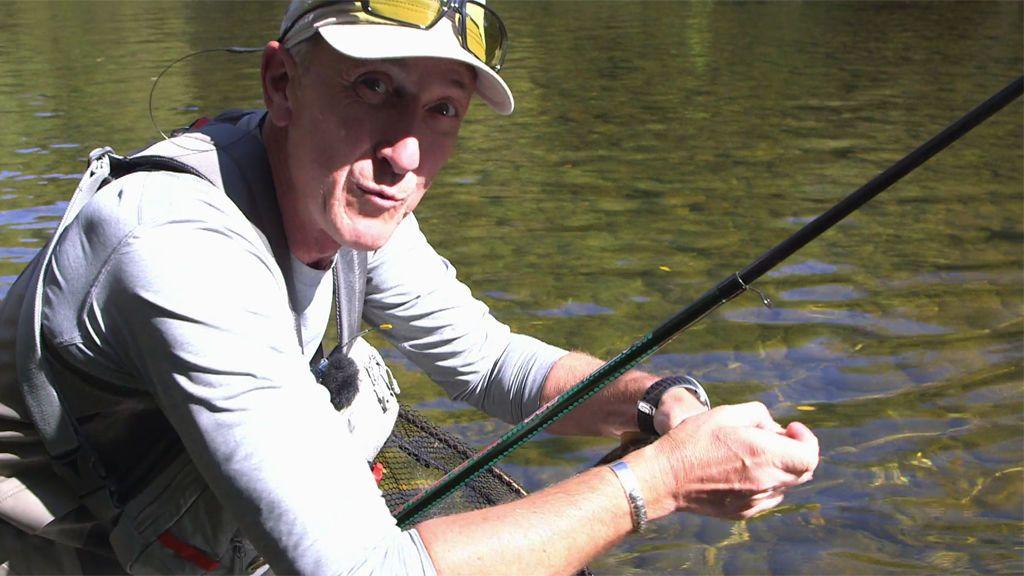 """Kike Calleja se emociona rememorando sus inicios en la pesca: """"¡Gracias papá!"""""""