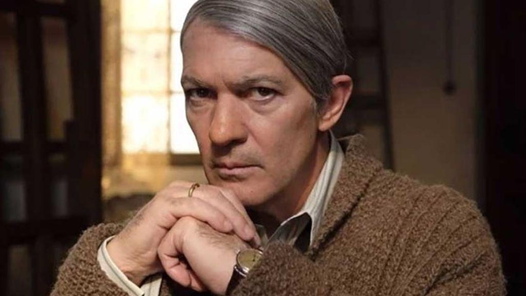 Antonio Banderas encarna el papel de Picasso en la segunda temporada de 'Genius'.