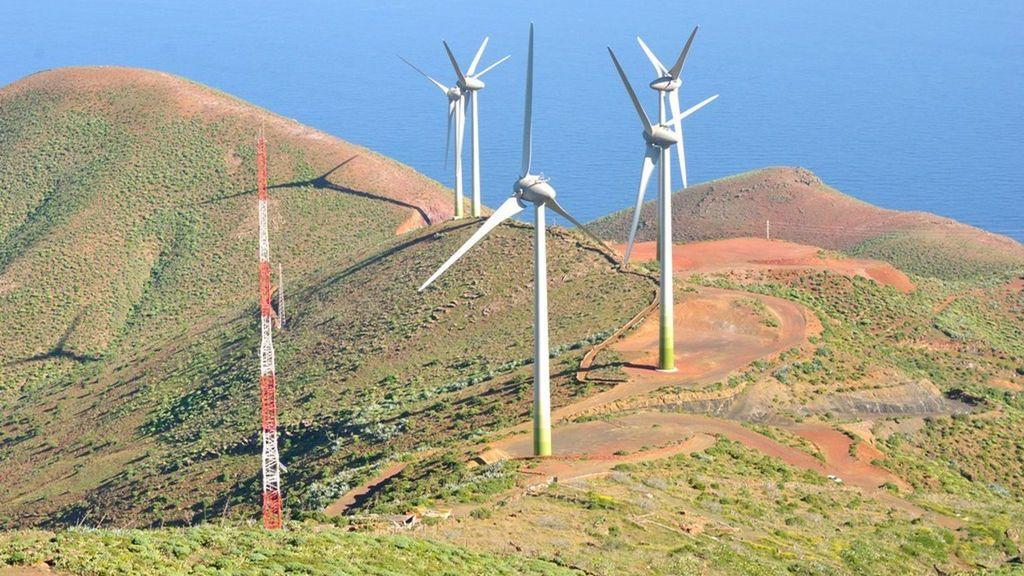 La isla de El Hierro cubre su demanda eléctrica con energía 100% renovable durante 18 días seguidos