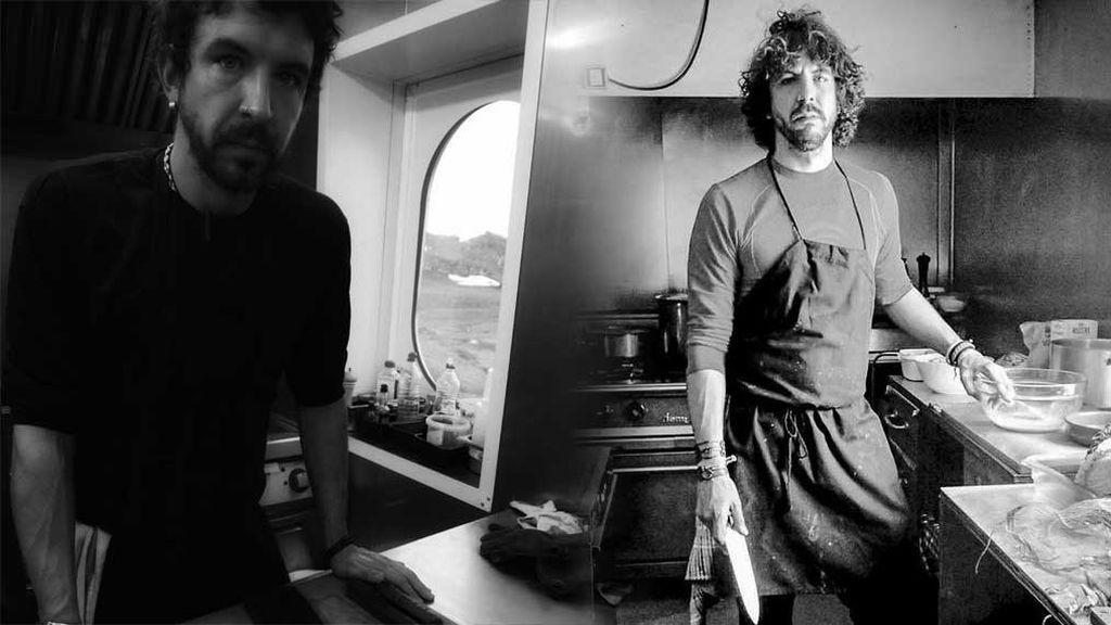 """Entrevista a Daniel Cortés, chef en la Antártida: """"Renuncié a irme a Francia, cuna de la gastronomía, por trabajar aquí"""""""