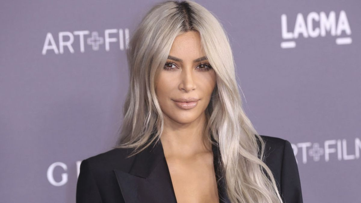 La provocativa foto con la que Kim Kardashian nos ha enseñado su nuevo corte de pelo