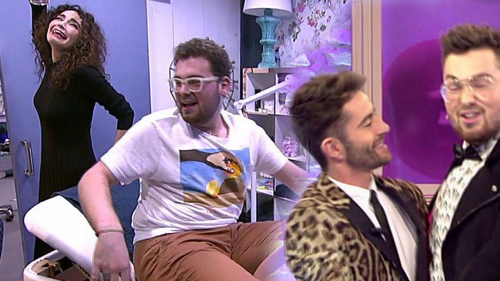 Dolor, gritos y princesas Disney… ¡Francisco monta el show en 'Cámbiame'!