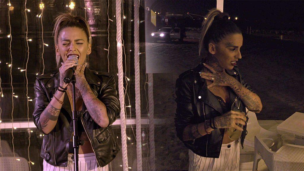 Duna debuta en la canción… ¡y abandona el escenario en mitad de la actuación!
