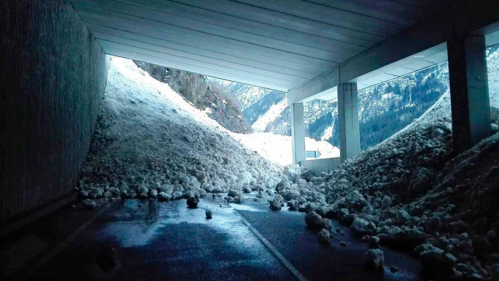 Alud de nieve húmeda: el gran peligro que viene tras el deshielo