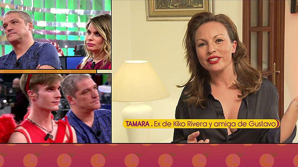 """El regalo de Tamara para Gustavo González: """"¿Has sido sincero con María?"""""""