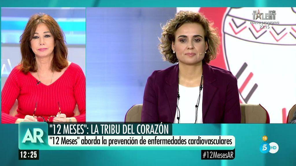 """Dolors Montserrat: """"Invertir en la prevención de enfermedades cardiovasculares es invertir en calidad de vida"""""""