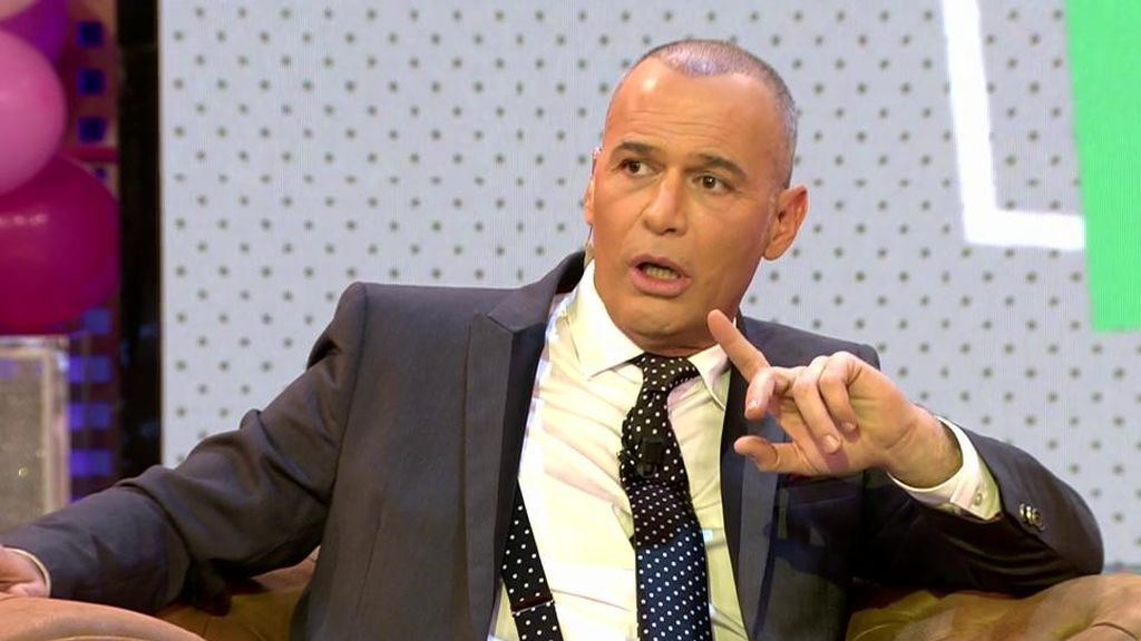 Carlos Lozano también dará voz a los famosos en 'Sálvame'