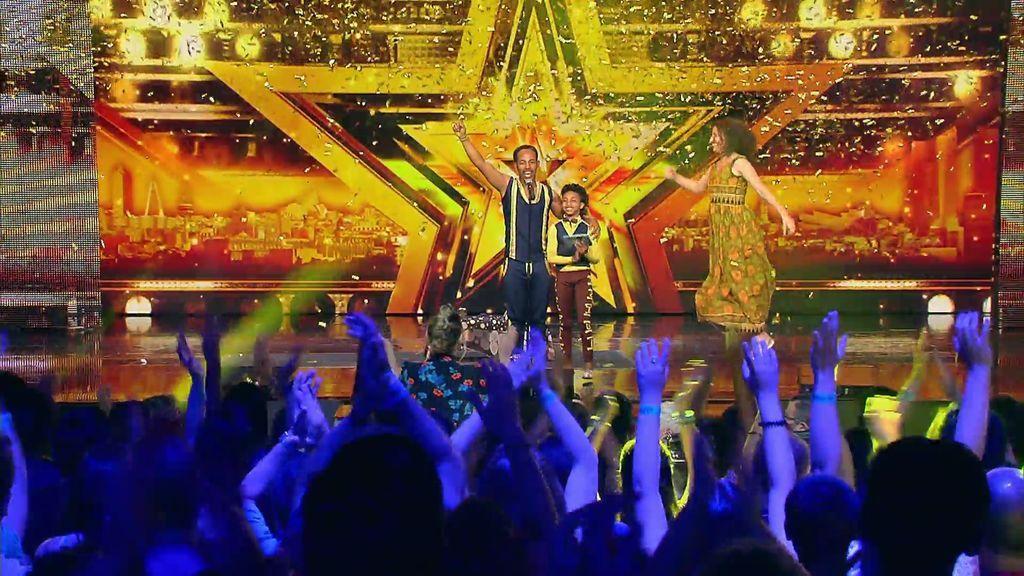 'Got Talent 3': Programa 08 (14/02/18), completo y en HD