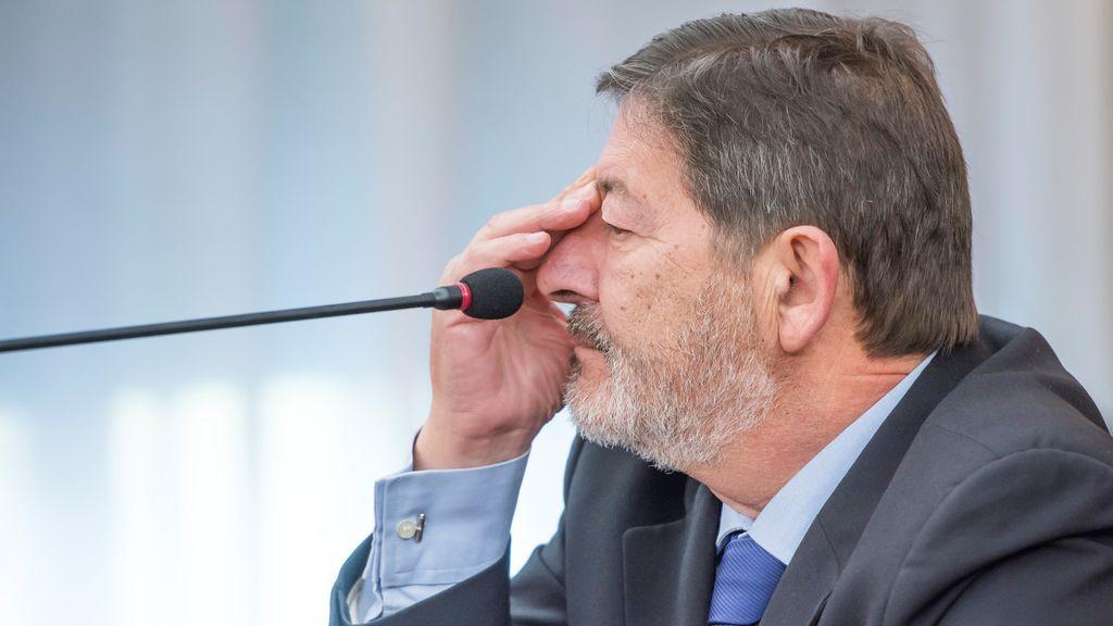"""Guerrero declara que """"nunca"""" habló de """"fondo de reptiles"""" en los ERE y niega """"imposiciones"""" de Viera"""