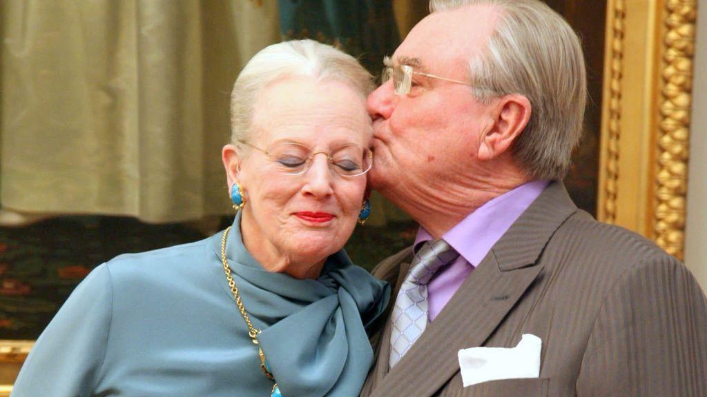 Muere a los 83 años Enrique de Dinamarca, el consorte que odiaba serlo