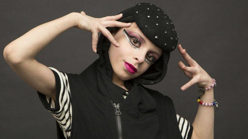 La estrella de la semana de la moda de Nueva York es un modelo de drag de 10 años