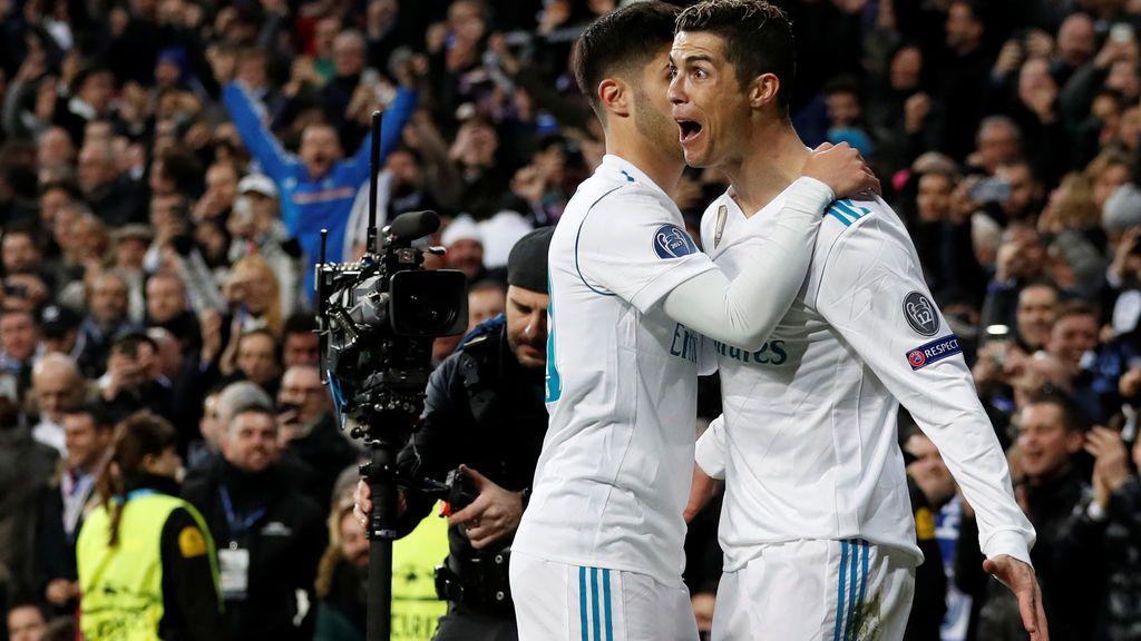 El Madrid vence al PSG (3-1) y muestra su mejor cara con la Champions