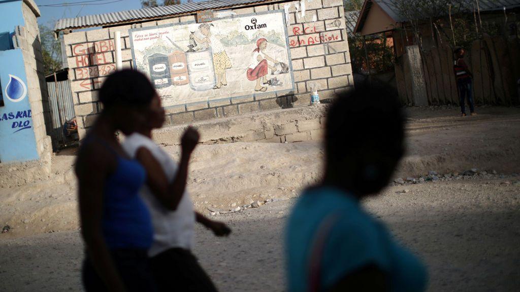 """El exdirectivo de Oxfam niega el escándalo sexual pero reconoce errores: """"Soy un hombre de carne y hueso"""""""