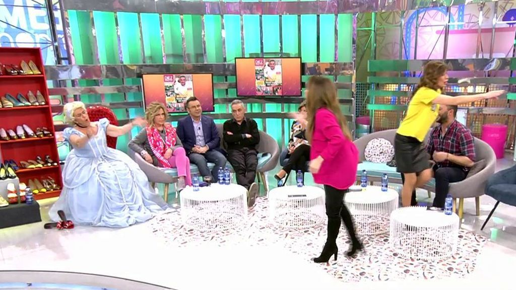 "Chelo se mosquea con María Patiño y Gema López: ""Soy como soy, punto pelota"""