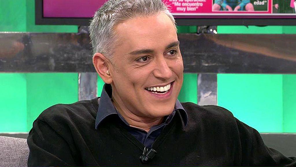Kiko Hernández anuncia que quiere volver a ser padre
