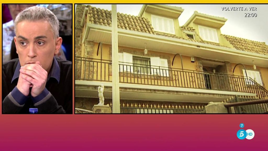 Kiko Hernández pone a la venta 'Villa Chatín'