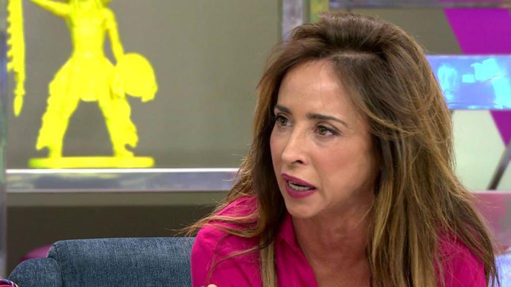 """María Patiño: """"Chiquetete no está enamorado de Carmen Gahona"""""""