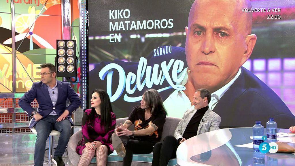 ¡Muy fuerte! Kiko Matamoros se sienta en 'Sábado Deluxe'