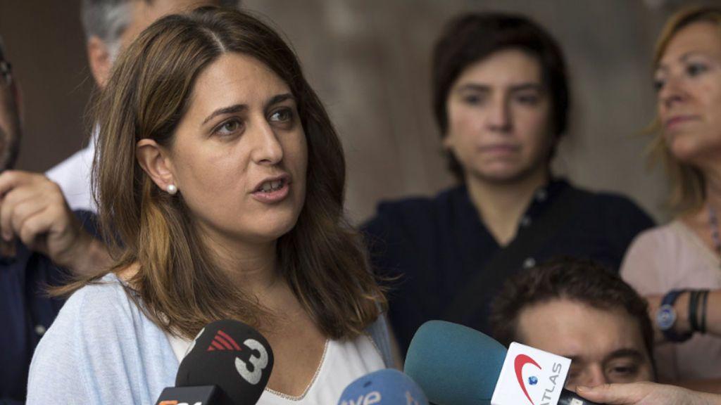 """Marta Pascal del PDeCAT:  Reclama un Govern estable y """"dentro de la legalidad vigente"""""""
