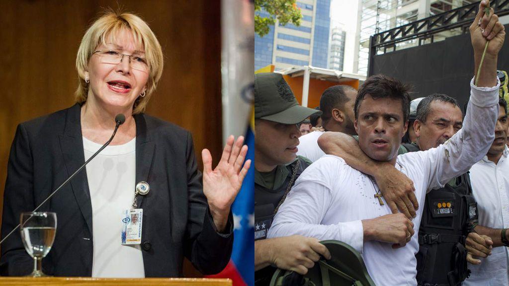 La ex fiscal general de Venezuela asegura que procesó a Leopoldo López bajo presiones del número dos del 'chavismo'