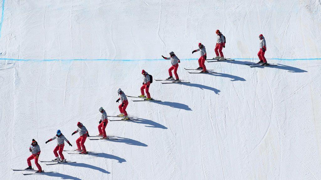 Snowboard - Pyeongchang 2018 Juegos Olímpicos de Invierno