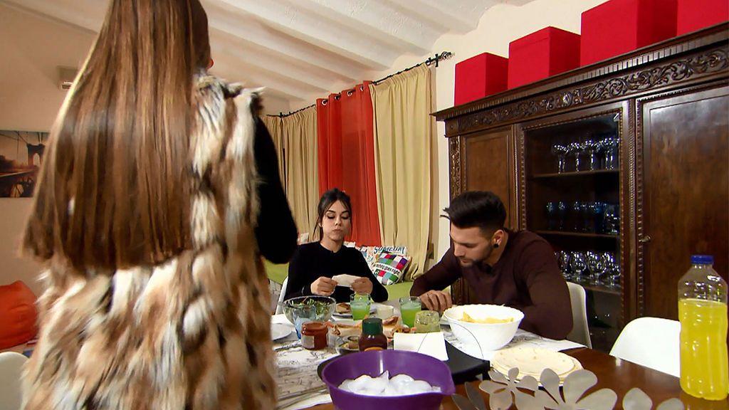 Cita Barranco y Nerea (Tercera parte): Una cena movidita