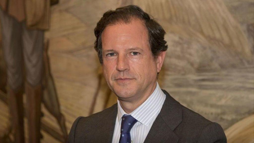 El secretario general de Cepesca, Javier Garat, nuevo miembro de la Real Academia de la Mar