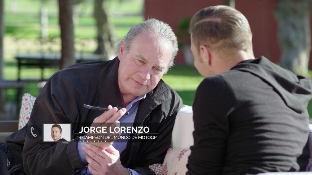 El lado más solidario de Jorge Lorenzo: ¡Se vuelca con el proyecto de Joaquín!
