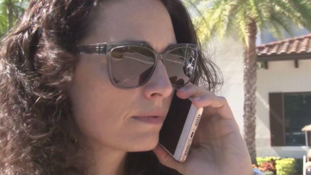 """La profesora española en Florida: """"Los niños fueron reptando uno a uno hasta el almacén"""""""