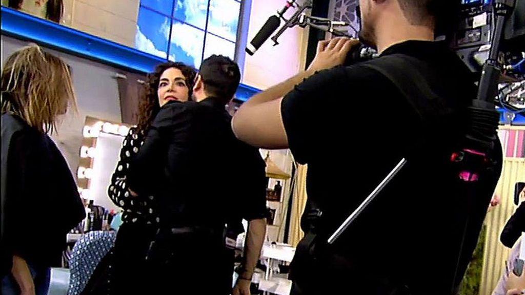 Cristina y Manuel flipan con la rentabilidad que le ha sacado María Lapiedra a su historia de amor