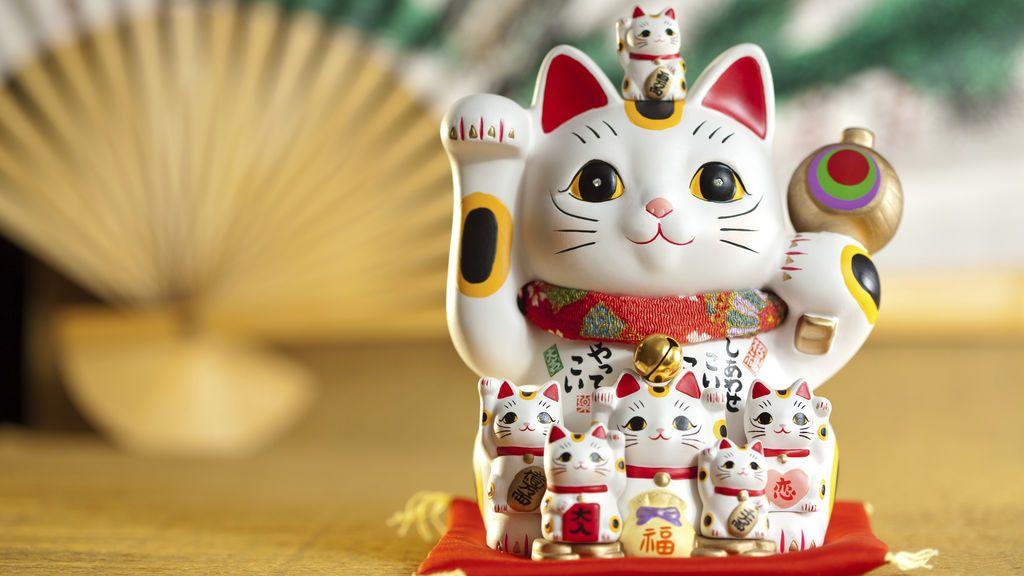 ¿El gato de la suerte es chino o japonés? Ponte a prueba con nuestro test
